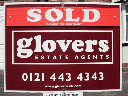 Glovers Sold